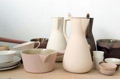 A talent to watch: Dutch ceramicist Kirstie van Noort