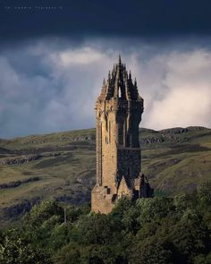 """Vinny keenan (@vkcameratography) on Instagram: """"The Wallace monument... I always find it difficult to pass this without stopping.... Such a great…"""""""