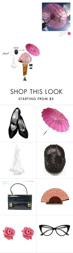 """""""Nyonya Jordan (Lady Jordan) (Please read the desc.)"""" by xsarahholicx ❤ liked on Polyvore featuring Yves Saint Laurent, MCM, NOVICA, Drakes London, Marc by Marc Jacobs, modern and country"""