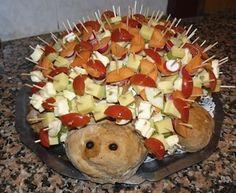 Antipasti veloci e ricette sfiziose  http://www.lorointavola.it/ricetta-per-antipasti-sfiziosi/