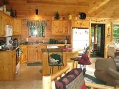Incredible small log cabin floor plans and pictures small cabin ideas design log cabin interior ideas . Rustic Kitchen Design, Rustic Cabin Kitchens, Kitchen Remodel, Rustic Log Cabin Decor, Cabin Kitchens, Rustic Kitchen, Cabin Interior Design, Kitchen Design, Rustic House