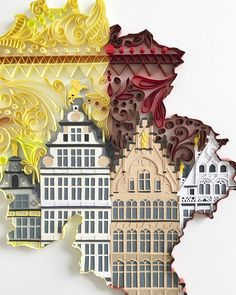 Details I think it's time for me to get a ruler to cut straight lines real straight. #quilling #paper #art #paperart #paperquilling #papercut #papercutting #design #paperdesign #belgium #antwerp #grotemarkt #architecture #travel #traveltheworld #クイリング #ペーパー #アート #ペーパーアート #紙 #切り絵 #ベルギー #アントワープ #建築 #デザイン #旅行 #トラベル