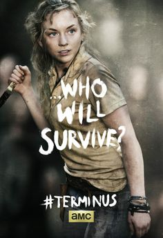 AMC Official Beth Terminus Poster