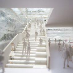 Oslo National Museum Interior