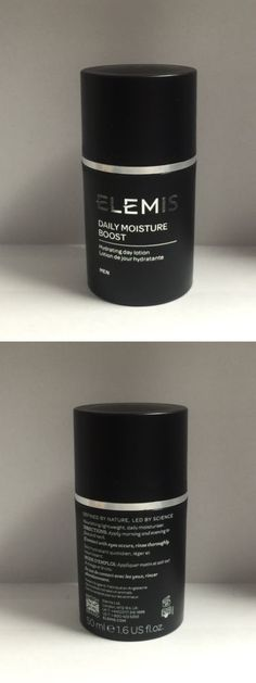 Other Skin Care: Elemis For Men Daily Moisture Boost 1.7 Oz / 50 Ml Brand New From Factory.!!! BUY IT NOW ONLY: $31.5