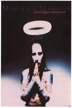 Your prayers will be answered by this awesome Marilyn Manson poster! Ships fast. 11x17 inches. Check out the rest of our great selection of Marilyn Manson posters! Need Poster Mounts..?