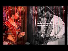 Laal Ishq - Ram Leela (with Eng translations)