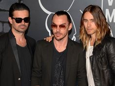30 Seconds to Mars at the VMAs