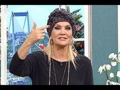 "Derya Baykal - Deryanın Dünyası - ""BERE Yapımı ve Süsleme"" - 26.12.2014 Knitted Hats, Crochet Hats, Crochet Videos, Craft Videos, Crochet Projects, Knitting Patterns, Youtube, Fashion Ideas, Beret"