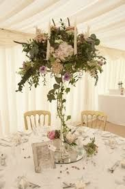 Image result for wedding table centerpieces flowers candelabra