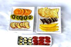 Faz as tuas próprias frutas e vegetais desidratados em casa: são um excelente snack para qualquer hora do dia!