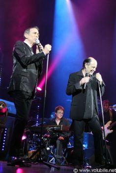 Michel Delpech - Alain Chamfort - Concert Le Grand Rex (Paris) www.volubilis.net
