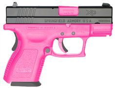 after I get my CHL, this is the prettiest bright pink I've ever seen on a handgun.