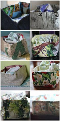 Five Green Acres » Not Kleenex Boxes