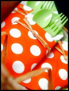 Carrot Cutlery