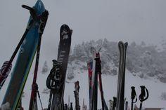 Let's go skiing in Villars... snow is here ! #Villars #winter