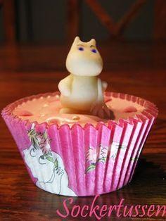 Cupcake Moomin