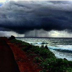 #raincloud #rain #kauailife #kauai #hawaii #wokeuplikethis #sunrise #sunrise_sunsets_aroundworld #hawaii #beach #pacificbeach #blessed #luckywelivehawaii #everymorning #amazing #luckywelivekauai #pacificbeachlocals #sandiegoconnection #sdlocals #sandiegolocals - posted by Keoki™ https://www.instagram.com/da_chevy_dude. See more post on Pacific Beach at http://pacificbeachlocals.com