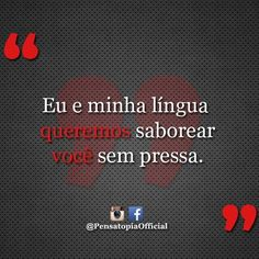 Boa noite 😈 #frases #textos #Pensatopia #sexo #sex Sex And Love, Love You More, My Love, Motivational Phrases, Inspirational Quotes, Good Thoughts, Coloring Pages For Kids, Texts, Funny Quotes