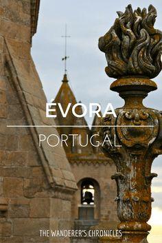 Chronicles from Alentejo | Évora