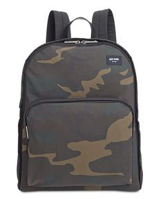 Jack Spade Men s Waxed Cotton Camo Backpack Camo Backpack af9590f10f8