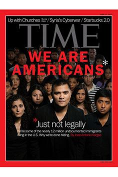 Latino immigrants to the US are covered extensively by the press.