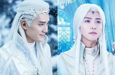 "Starring William Feng and Ma Tianyu, Mainland Chinese fantasy drama, ""Ice Fantasy"" will air on July 24, 2016."