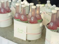 Low Country Lemonade-pink and green