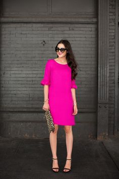 hot pink is always in style