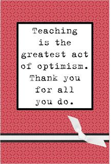 Strong Armor: Teacher Appreciation Quotes for IKEA Frames