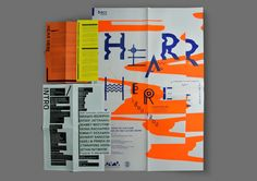 Hear Here Project by Jackkrit Anantakul, via Behance