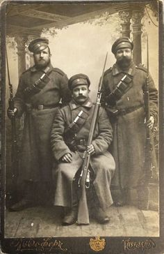 Russian Imperial Army WWI