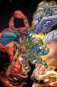 Uncanny Avengers #21 - Adam Kubert