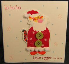 Carte postale Tigrou