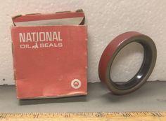 National Oil Seals – Plain Encased Seal - P/N: 451817 (NOS) #NationalOilSeals