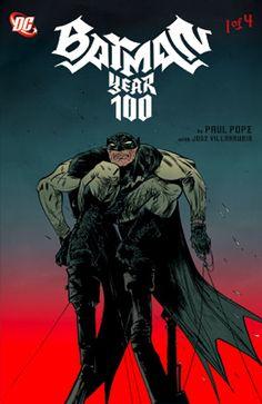 RINZEN . Batman: Year 100