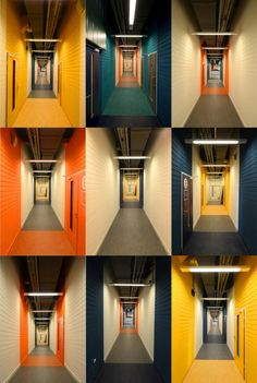 All corridors of all schools 700x1044 The Moscow Architectural School / PANACOM