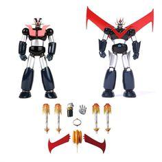 슈퍼로봇 초합금 마징가 시리즈의 상품 이미지