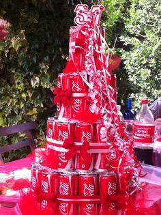 Coke cake!