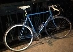 #nightride #my #own #fixie