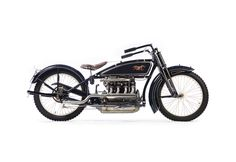 GasCap 1929 Scott Flying Squirrel with water-cooled two