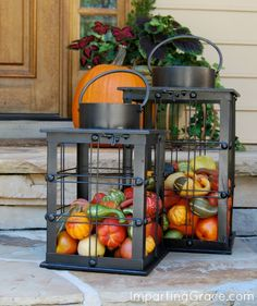 10 Autumn Decor Ideas Holiday Decorationsoutdoor Decorationsseasonal Decorthanksgiving