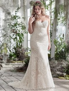 7dddeb639219 150 Best Curve Wedding Dresses images in 2019