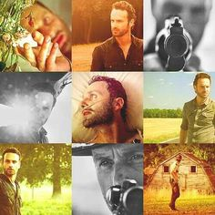 Rick Grimes - seasons 1 and 2