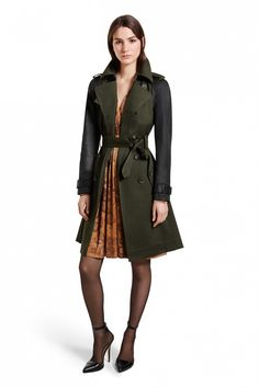 WANT THIS COAT******  Finally! The Complete Altuzarra For Target Lookbook Has Arrived via @WhoWhatWear