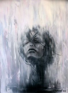 Saatchi Online Artist: Sophia Fleetwood; Paper, Mixed Media