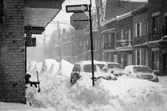 montreal snowstorm 2012 21 Urban: Montreals Snowpocalypse | Pierre B Photo | Montreal Photographer