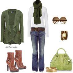 Casual Green