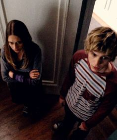 Tate and Violet :) American Horror Story