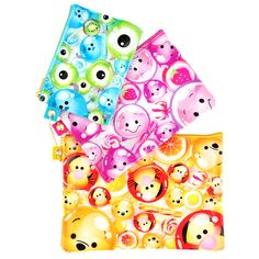 Disney Characters Tsum Tsum Candy Collection Pouches